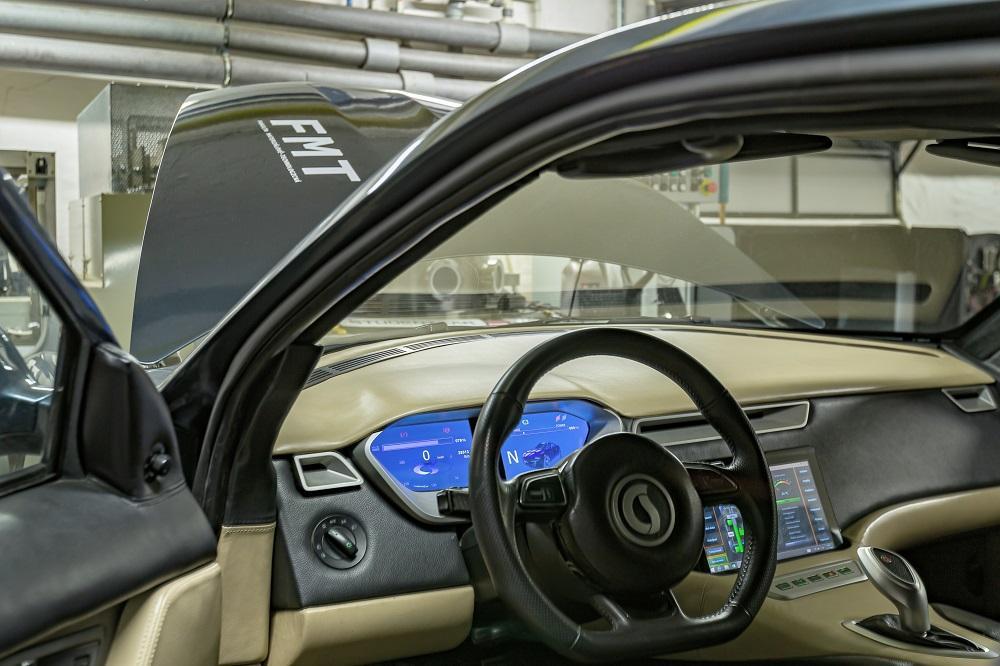 Z dílen VŠB-TUO vyjíždějí hotová auta