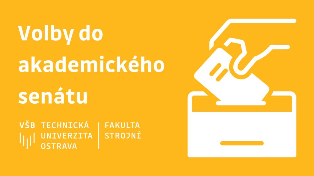 Volby do akademického senátu FS