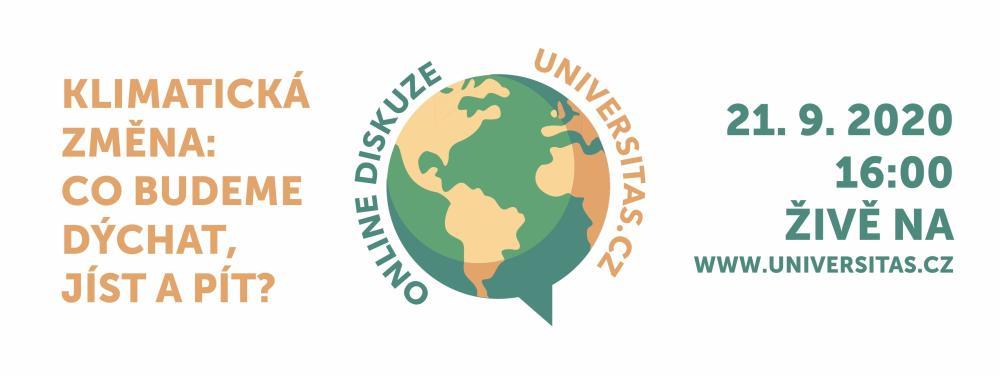 Co hrozí lidstvu s měnícím se klimatem?  České univerzity uspořádaly diskuzi