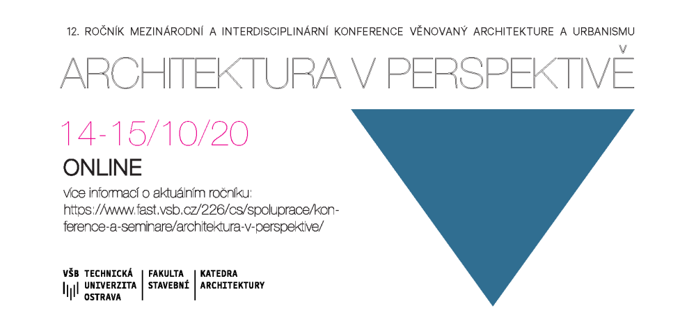 Architektura v perspektivě bude online
