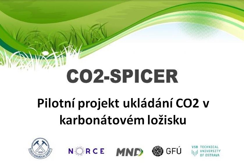 Na HGF odstartoval pilotní projekt CO2-SPICER