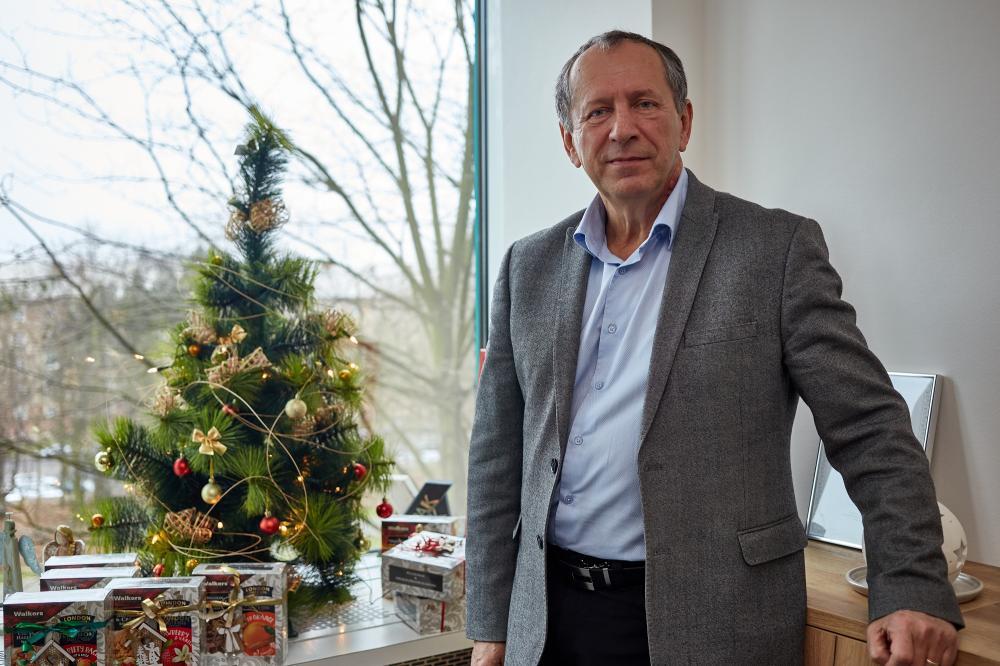 The Rector's Christmas greeting 2020