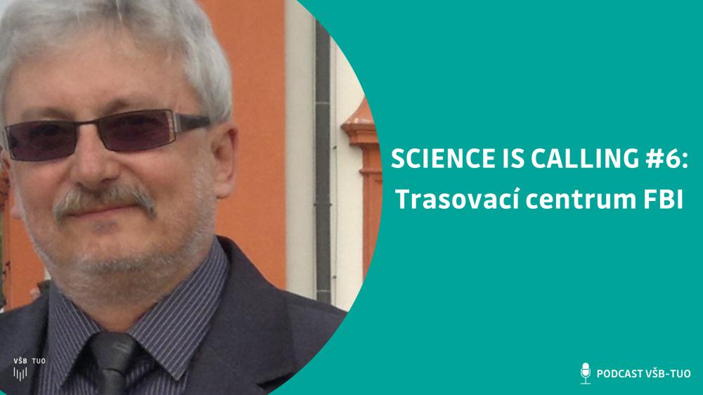Science is calling #6: Petr Berglowiec
