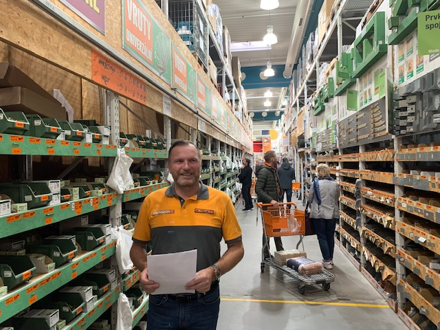 """""""All my life stages are somehow connected to Ostrava,"""" says the CEO of the Austrian Hornbach and our graduate Marek Thiemel"""