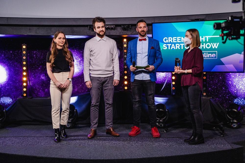 První online Startup Show má svého vítěze. Nilmor zazářil přímo v Planetáriu