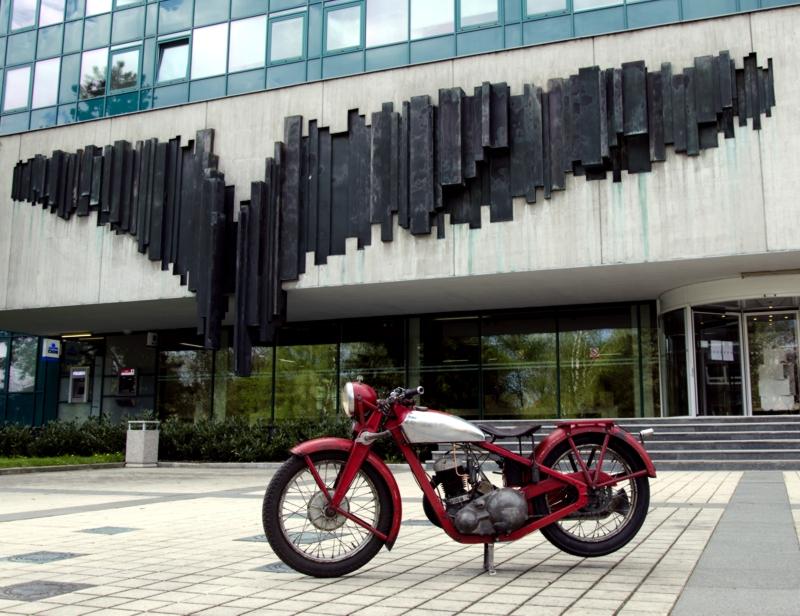 Sliby se mají plnit aneb druhý restaurovaný motocykl
