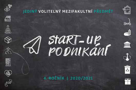 Krize ani předmět Start-up podnikání nezastaví!