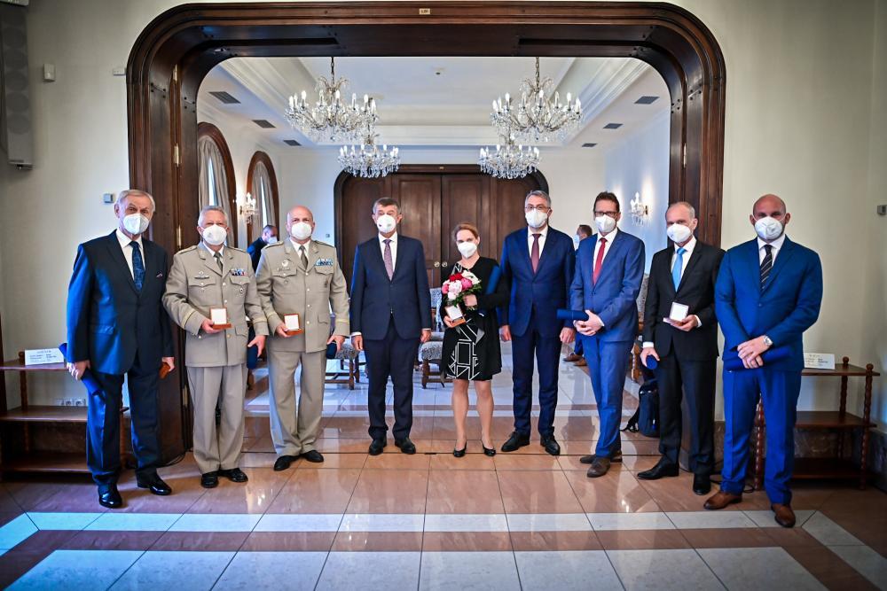 Fakulta bezpečnostního inženýrství získala Cenu Bezpečnostní rady státu