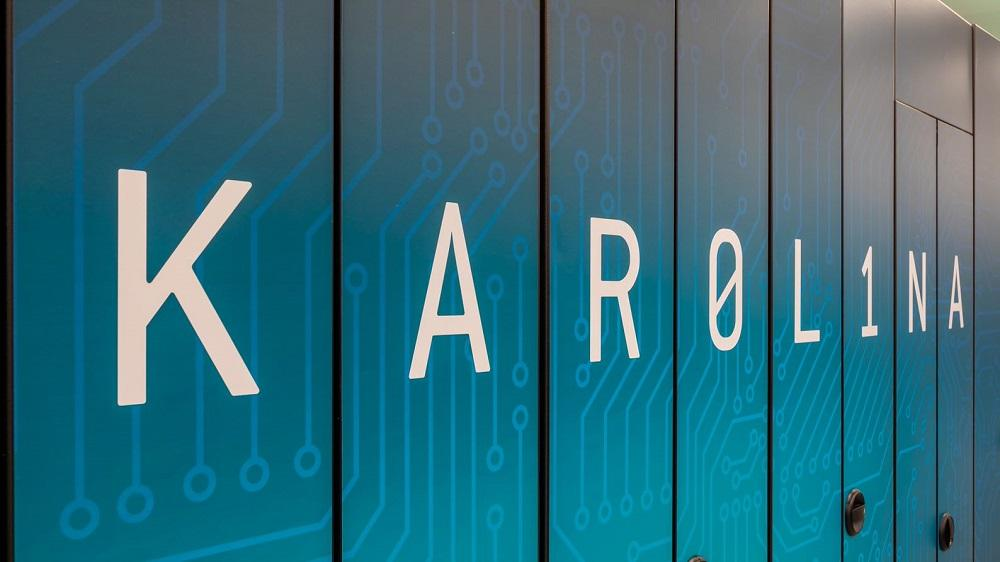 Karolina has succeeded, twice, in the TOP500 list of the most powerful supercomputers in the world