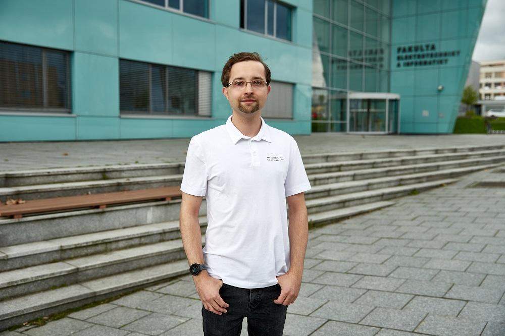 Martin Kosinka: V cenách Wernera von Siemense jsem chtěl srovnat svou diplomovou práci s ostatními