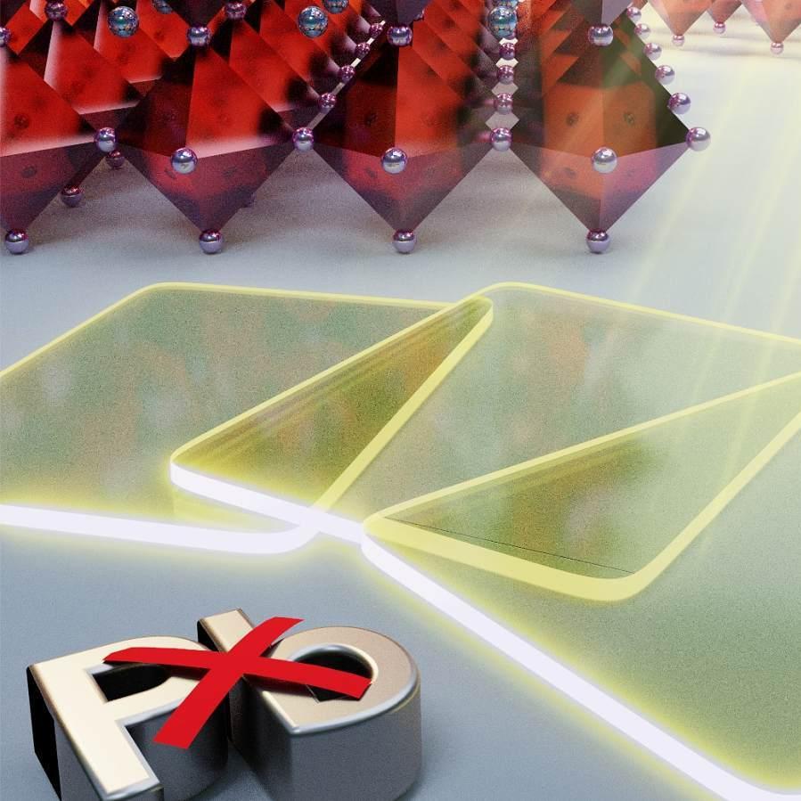 Vědci vyvinuli první perovskitový luminiscenční solární koncentrátor bez olova
