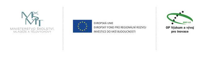 """Dne 1. října 2012 byl v Centru podpory inovací VŠB-TUO zahájen projekt s názvem """"Pre-seed aktivity VŠB-TUO – Strojírenství""""."""