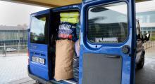 Sbírka na pomoc Ukrajině naplnila dvě dodávky