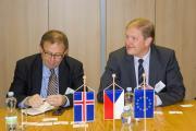 VŠB-TUO navazuje spolupráci s islandskými univerzitami