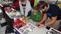 VŠB – Technická univerzita Ostrava zve na slavnostní ukončení kroužku kybernetiky pro autistické děti