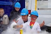Smokeman z VŠB-TUO učí lidi správně topit