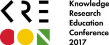 Pozvánka na konferenci KRECon 2017 - Knowledge, Research, Education Conference