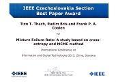 Best Paper Award - ocenění na mezinárodní konferenci věnované digitálním technologiím