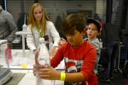 VŠB-TUO přivítala v rámci Noci vědců tisíce návštěvníků