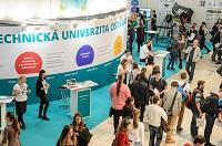 Univerzita se prezentuje na Gaudeamu Brno 2018