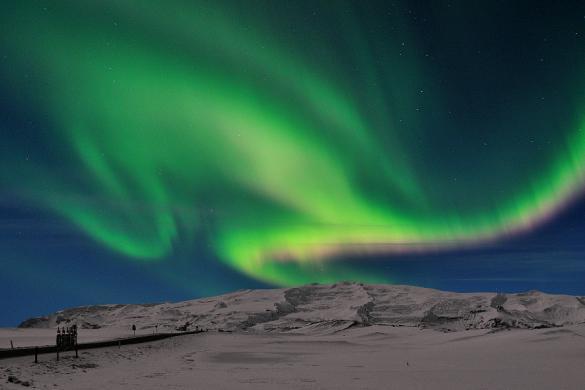 Kamil Übelauer: Island