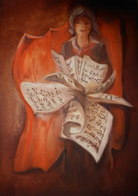 Výstava Jany Pavelkové: Paleta plná barev