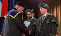 Ocenění nejlepších studentů Fakulty stavební