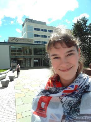 Dr. Kunčická úspěšně prezentovala svou práci ve Skotsku