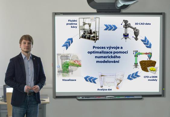 Výzkumníci z Centra partikulárních hmot obdrželi mezinárodní ocenění