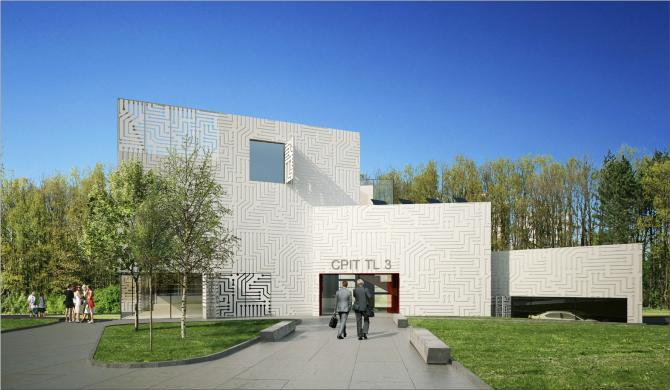VŠB-TUO zahájí stavbu unikátní budovy CPIT TL 3