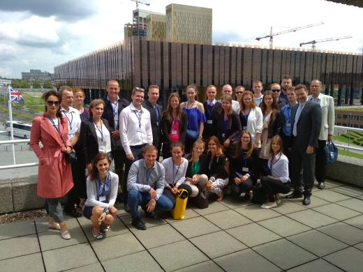 Studenti EKF navšítili evropské instituce