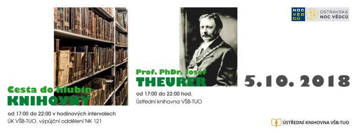 Prof. PhDr. Josef Theurer