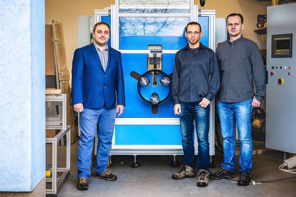 Nový vynález Fakulty strojní zajistí kvalitu automobilových disků