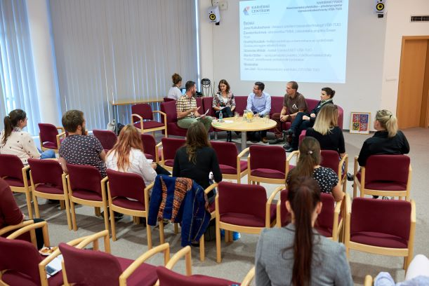 Workshop Komunikační dovednosti