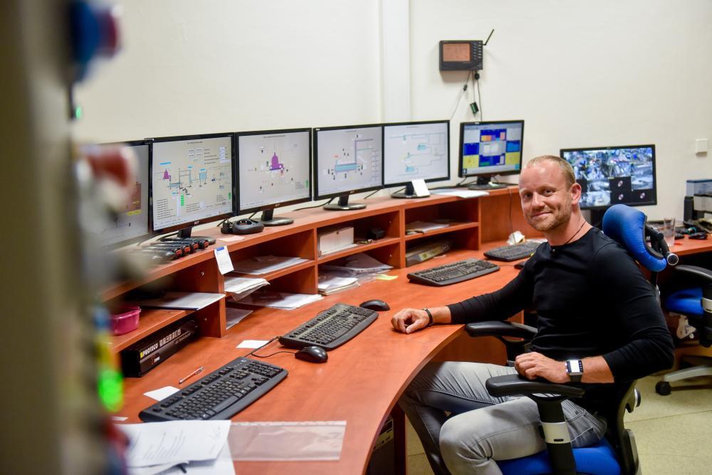 Národní centrum pro energetiku na VŠB-TUO