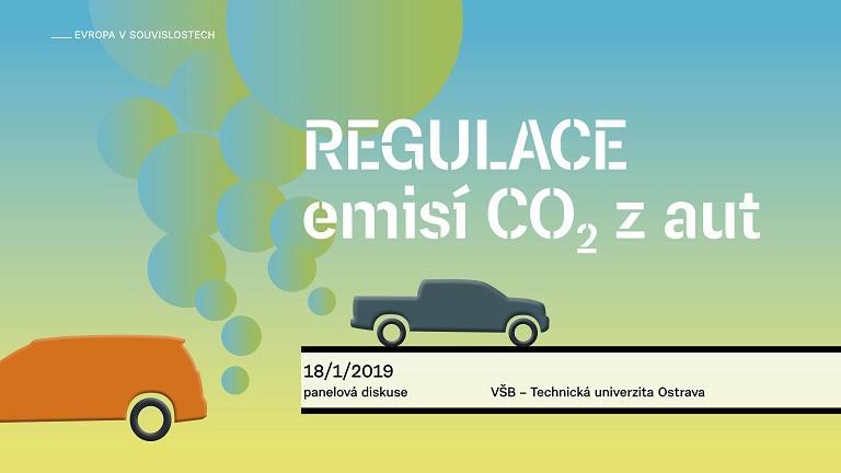 Regulace emisí CO2 z aut