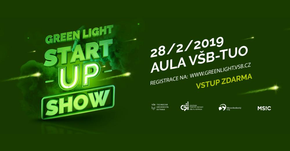 GREEN LIGHT Startup show