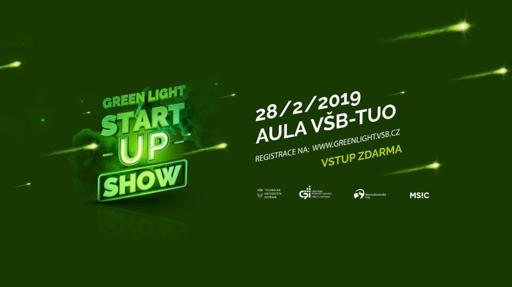 Startup Show rozsvítí aulu VŠB-TUO