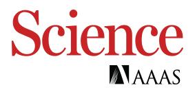 Časopis Science - elektronické předplatné