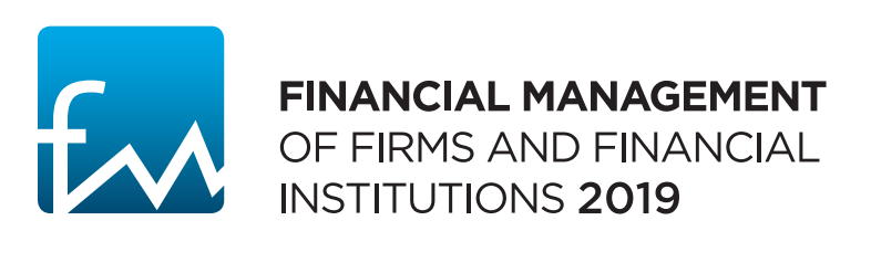 Financial Management of Firms and Financial Institutions 2019