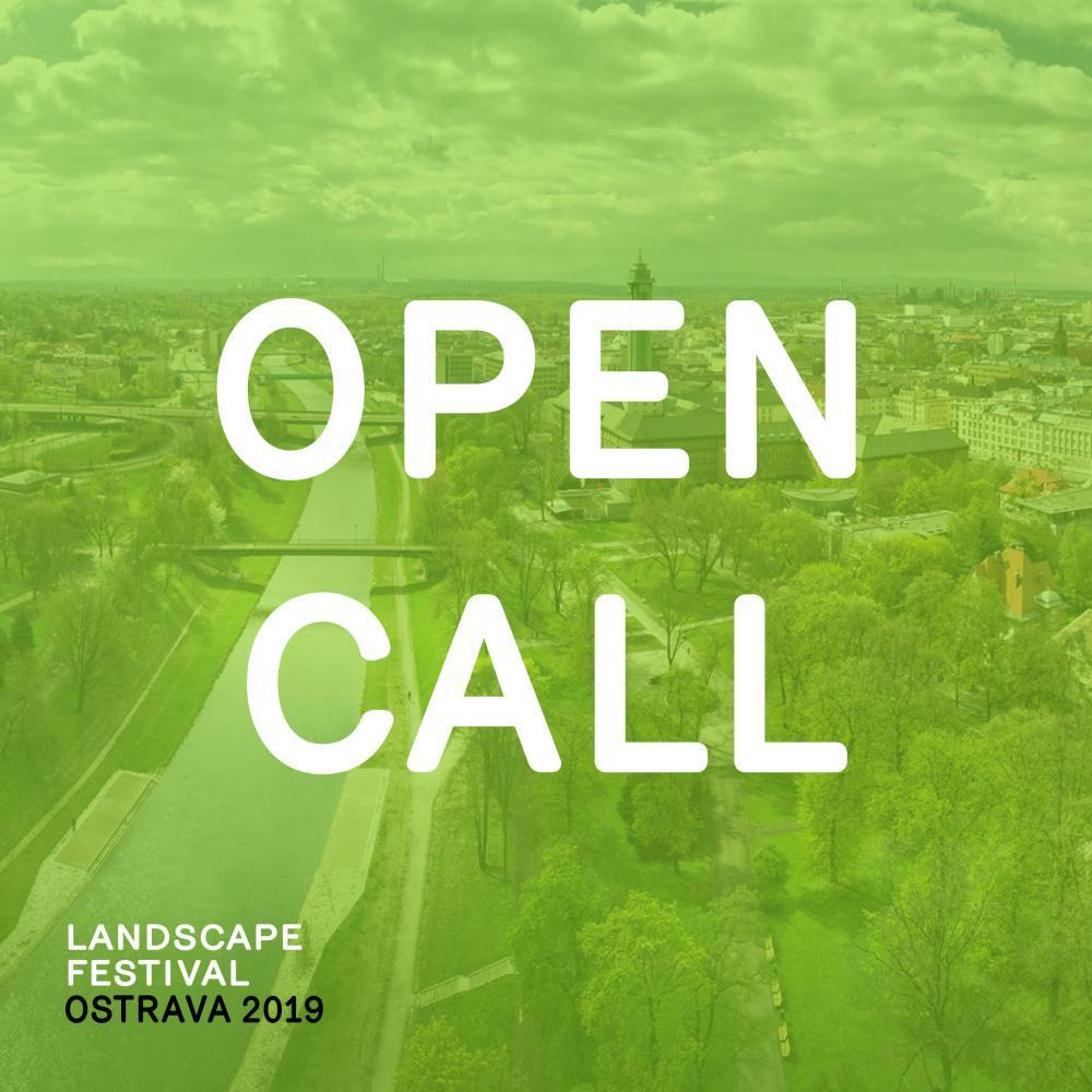 Landscape festival Ostrava 2019