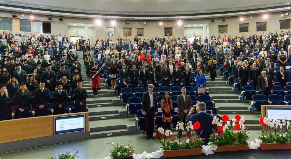 Slavnostní zasedání Vědecké rady VŠB-TUO