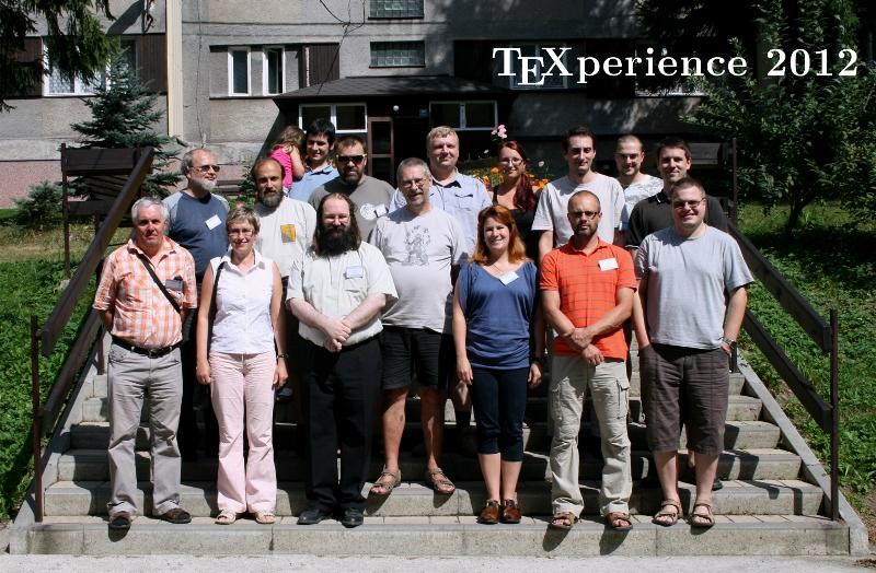 TeXperience 2012