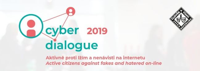 Konference organizace Člověk v tísni - Cyber Dialogue