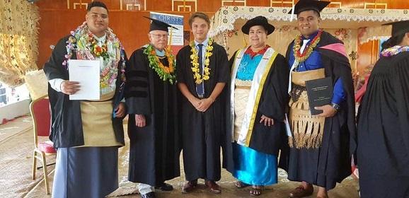 Friendly island: Království Tonga