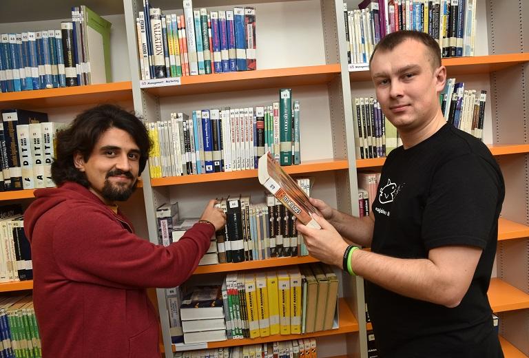Březen – měsíc čtenářů v Ústřední knihovně VŠB-TUO