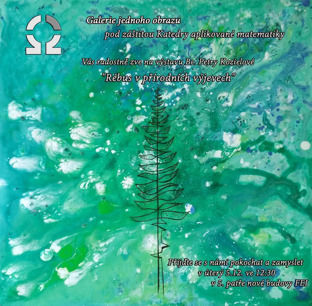Petra Kozielová - Rébus v přírodních výjevech
