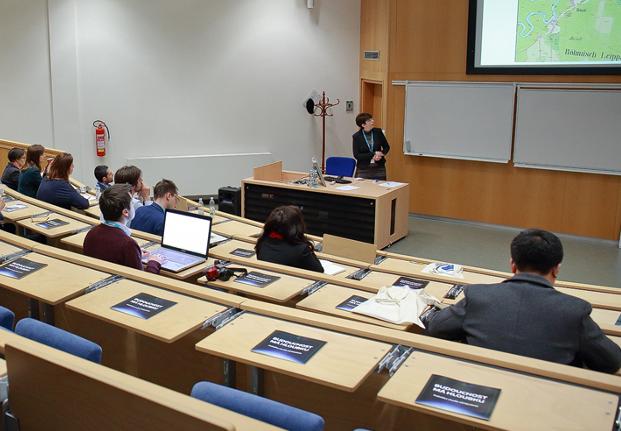 GIS workshop for smart region