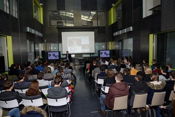 Projektové dny se Střední školou technickou a dopravní z Vítkovic