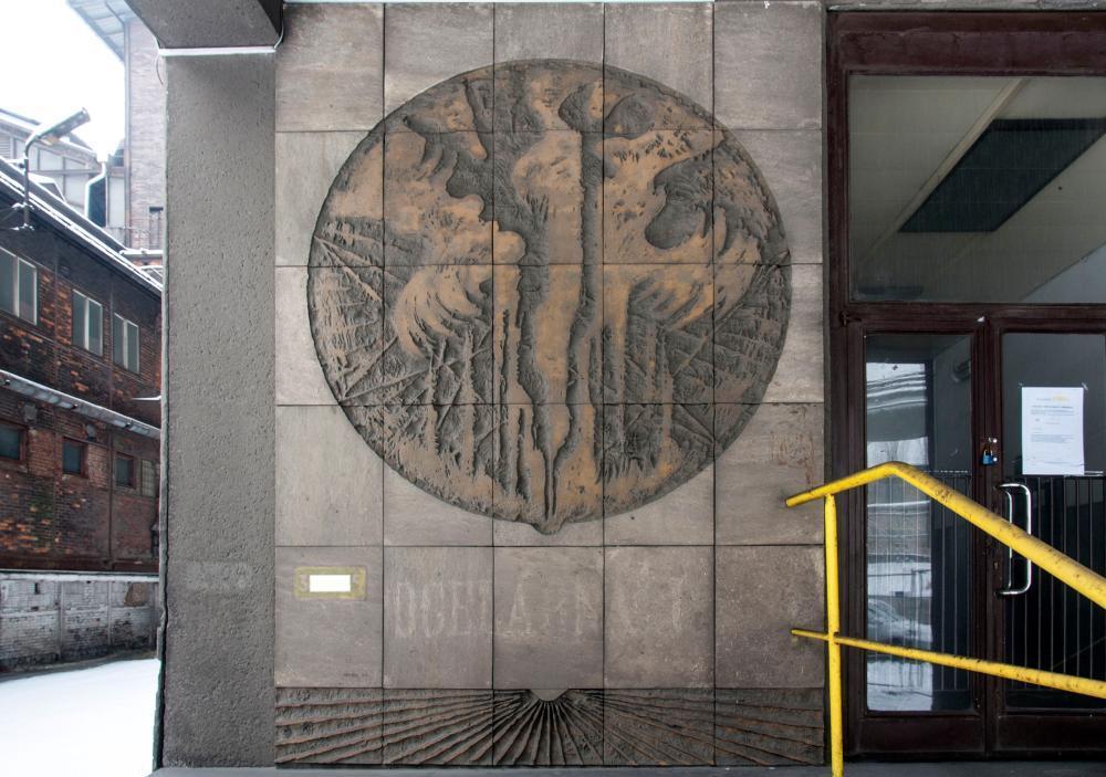 Při Slavnostní vědecké radě VŠB-TUO bude odhalen reliéf Zrození železa